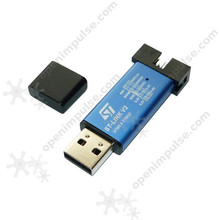 5pcs Programmer compatible with ST-Link v2(China)