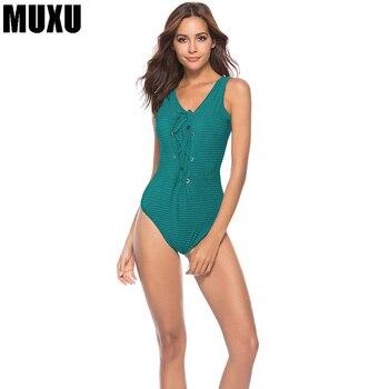 2991e2d846bc MUXU sexy v cuello verano mono cuerpo mujeres feminino mamelucos ropa de  mujer negro vendaje sin mangas sin respaldo mono