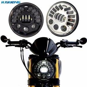 Image 2 - Faro Led para BMW R NineT R9T, luz de circulación diurna de 80w y 7 pulgadas, accesorios para motocicleta Harley, intermitente, luz de estacionamiento