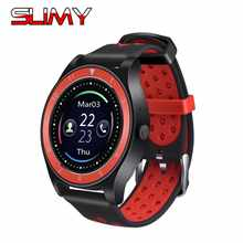 Slimy R10 Smart Watch for Men Women Kids Smartwatch Camera 2G SIM Call Wristwatch Pedometer Wearable Devices PK DZ09 A1 Y1 V8 V9(China)