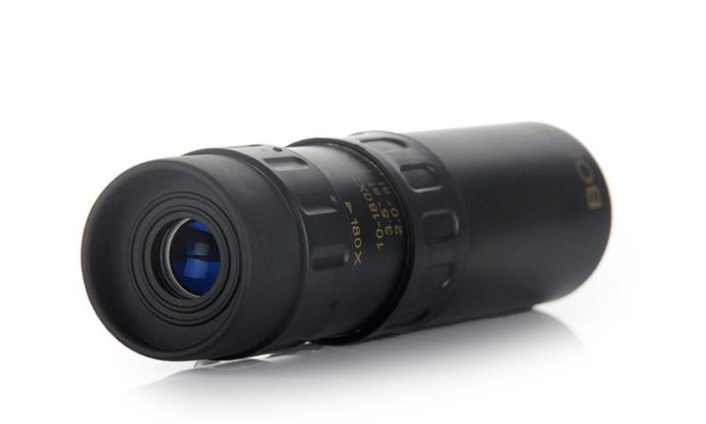 1000 veces HD High times telescopio de tubo único aleación de - Instrumentos de medición - foto 4