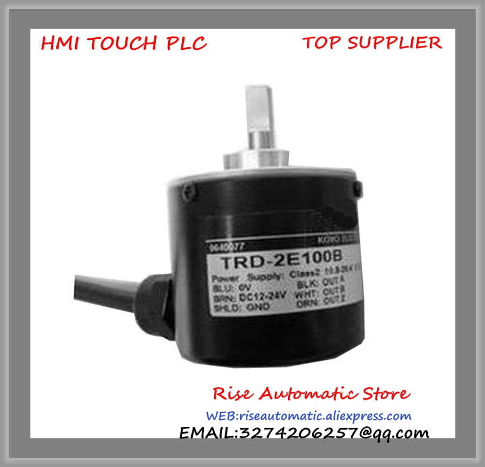 Koyo Compact generic incremental rotary encoder TRD-J1000-RZ external diameter of 50mm TRD-J series 1year warranty  цены