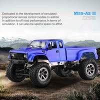 Rc грузовик электрический автомобиль игрушки для Для маленьких мальчиков дистанционного управления беговых 1:12 модели военной камионс Пало