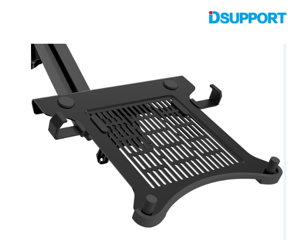 Loctek DA1 Loctek Laptop Holder Notebook Tray For Laptop Size within 15 6 inch in TV Mount from Consumer Electronics