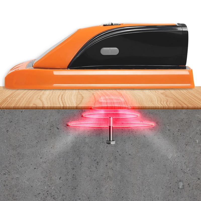 все цены на Prostormer Professtional Metal Detector 3 In 1 Metal Detector Wall finder Metal Wood Studs AC Voltage Live Wire Detect Scanner