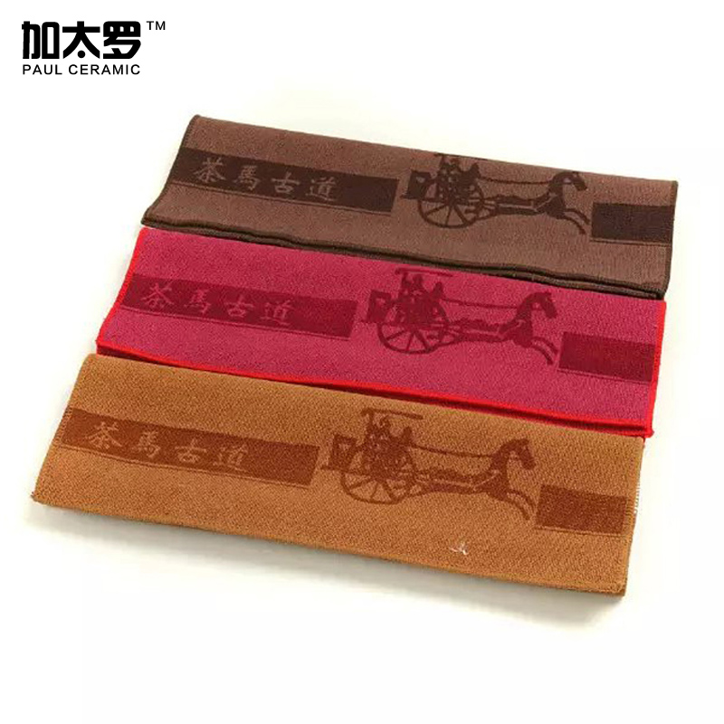 22 * 33 cm Anti Greasy Thick Microfiber Cloth Kitchen Cleaning Wipes Towel 3 Colors For Tea Service Table Cleaning, C002