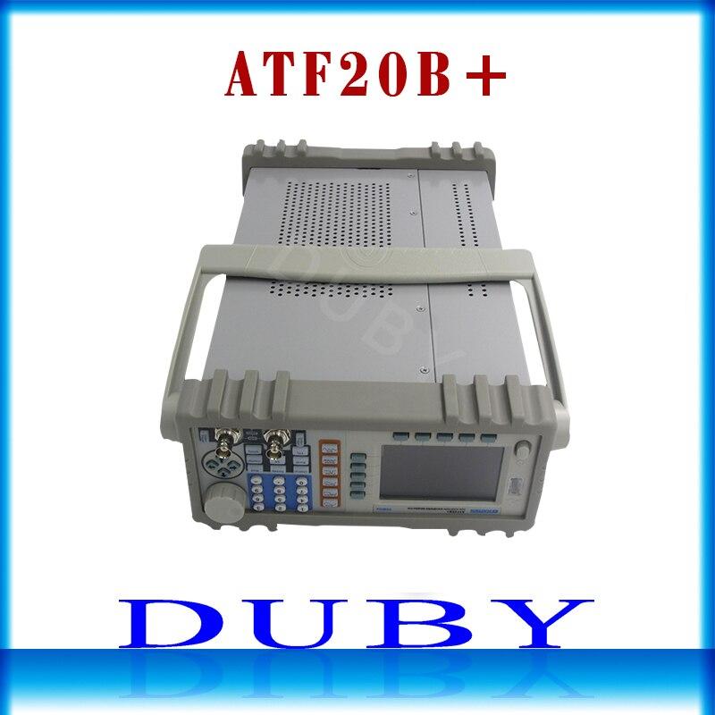 GRATTEN ATF20B + Generatore di Frequenza DDS Funzione Signal Generator Double Channel Meter Forme D'onda Arbitrarie 20 MHz 100MSa/s