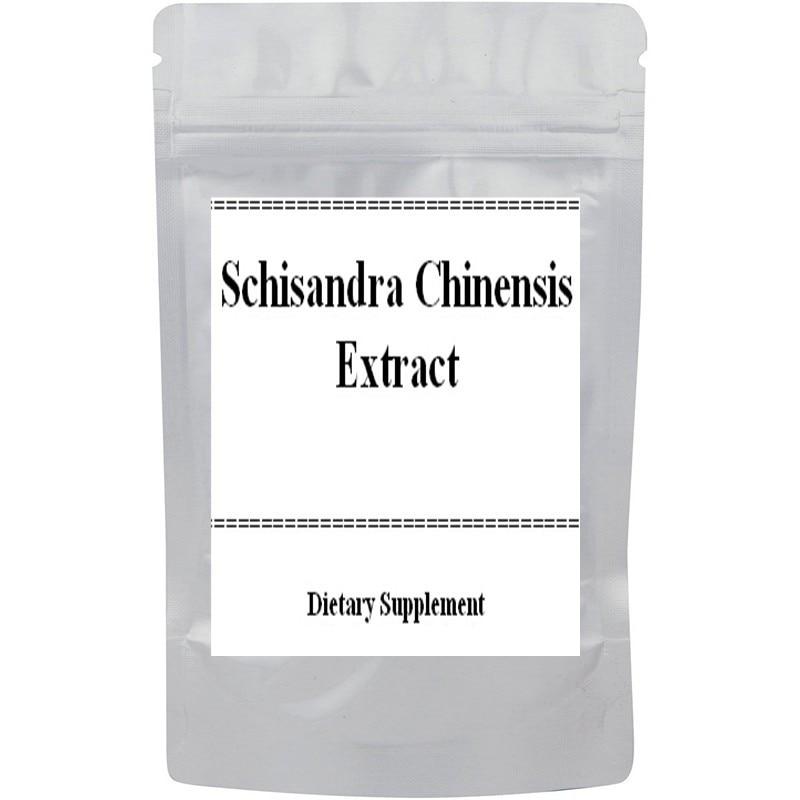 Schisandra Chinensis Extract 20% Schisandrins Powder free shipping стоимость