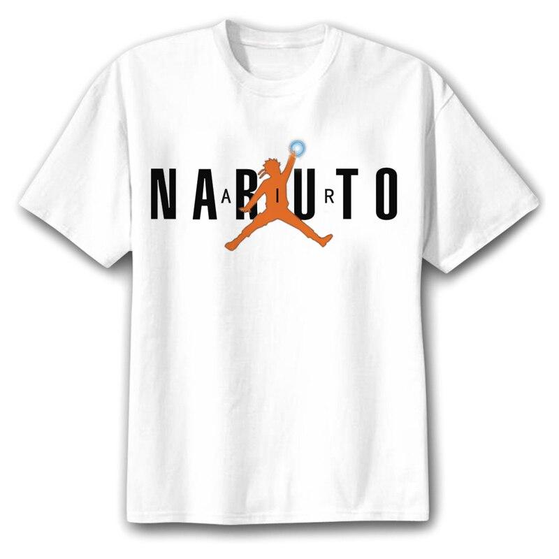 2018 Naruto Boruto camiseta hombre/mujer/niños uchiha itachi uzumaki sasuke kakashi gaara Japón anime fuuny camisetas top camiseta
