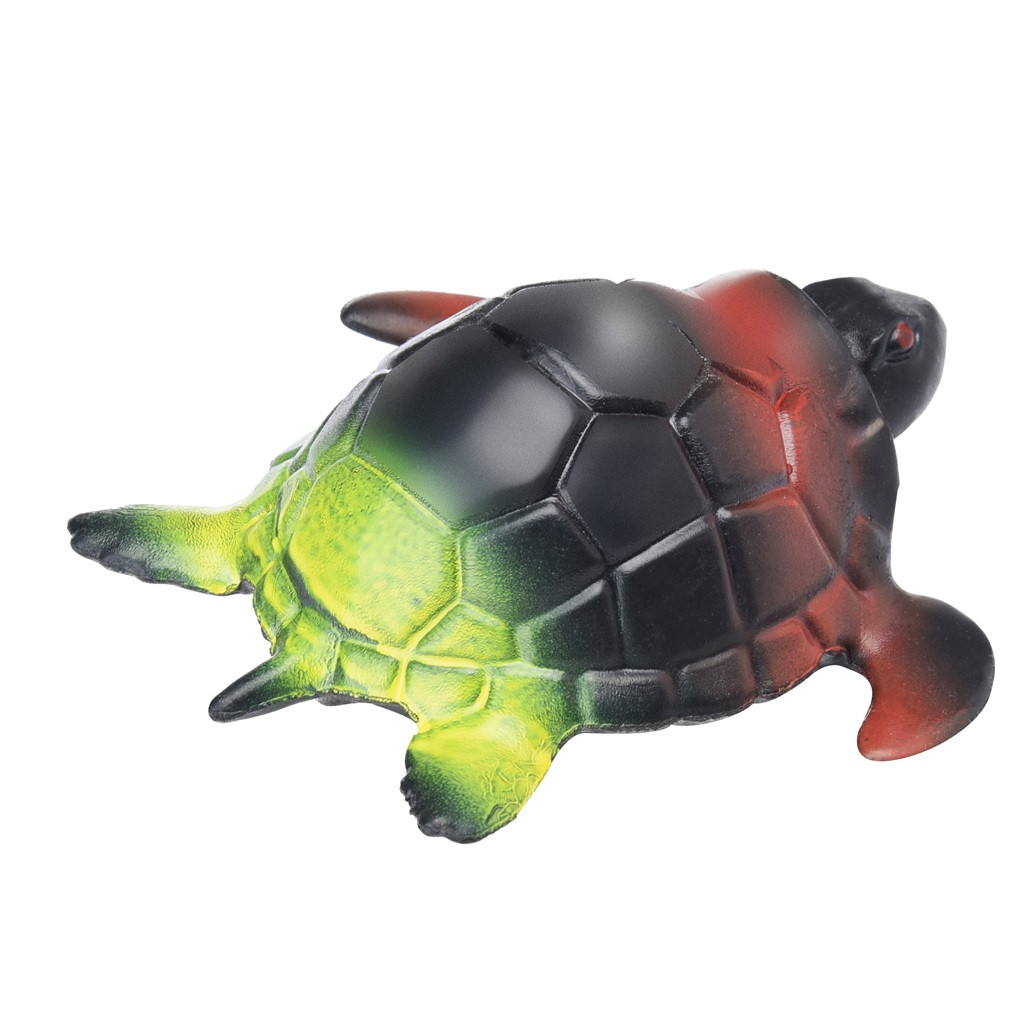 Turtle Pop Out Head if Squeeze 13cm Stress Ball (3 Colors) 14