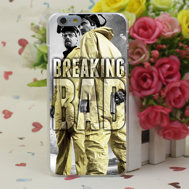 Breaking Bad Game of Thrones Case Cover for iPhone 4 4S 5 5S SE 5c 6 6s 7 7 Plus