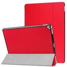 Folding Tablet Case sFor iPad Pro 12.9 Case For Apple iPad P