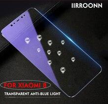 Opaca Protezione Dello Schermo per Xiaomi Mi 8 Se Lite Vetro Temperato per Xiaomi 8 Lite Se Glassato 6D Anti Blue Light vetro Temperato