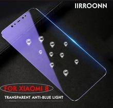 מט מסך מגן עבור xiaomi mi 8 SE לייט מזג זכוכית עבור xiaomi 8 לייט SE חלבית 6D אנטי כחול אור מזג זכוכית