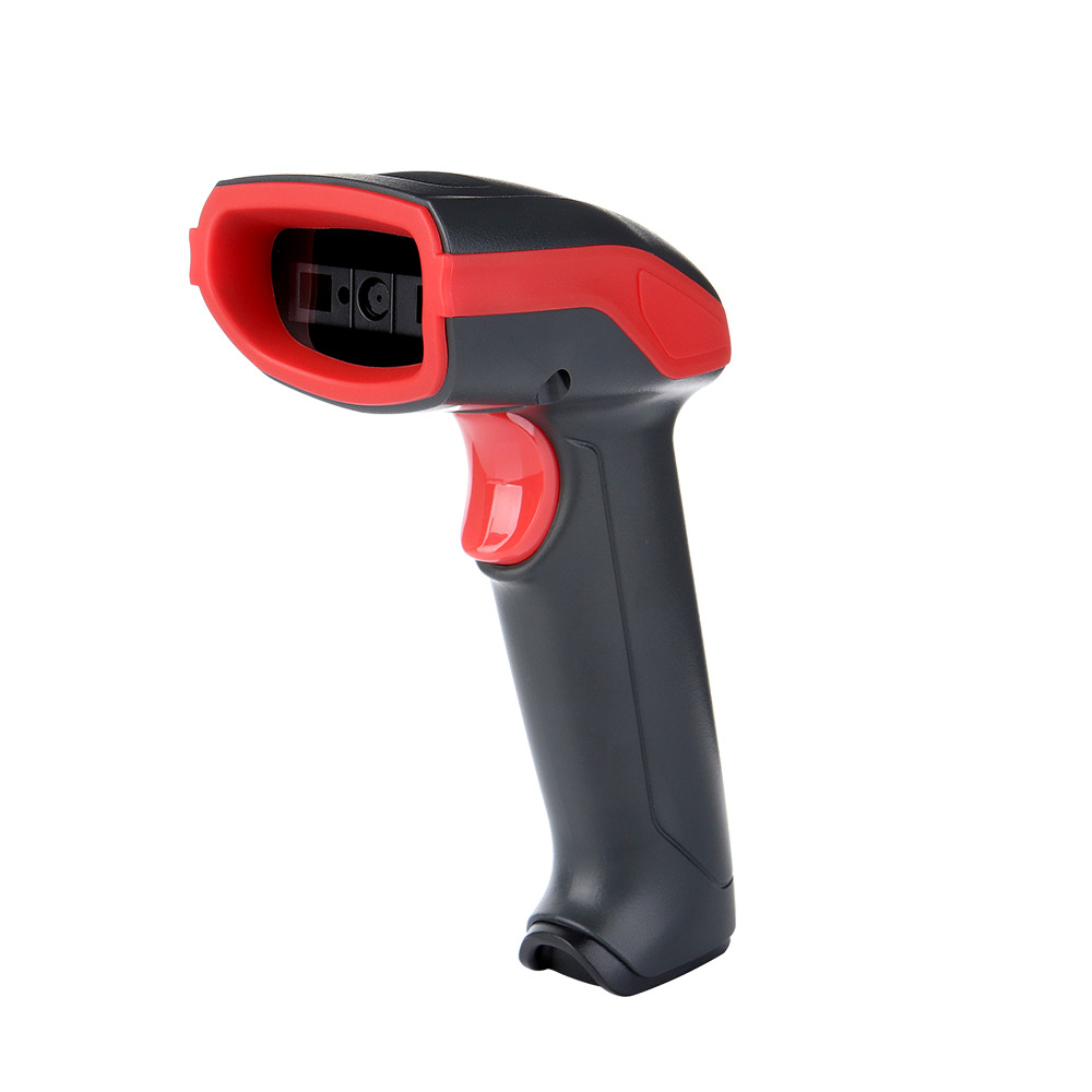 Сканер штрих-кода 2D USB проводной считыватель штрих-кодов AK18 лазерный автоматический портативный считыватель QR кодов для POS Прямая поставка