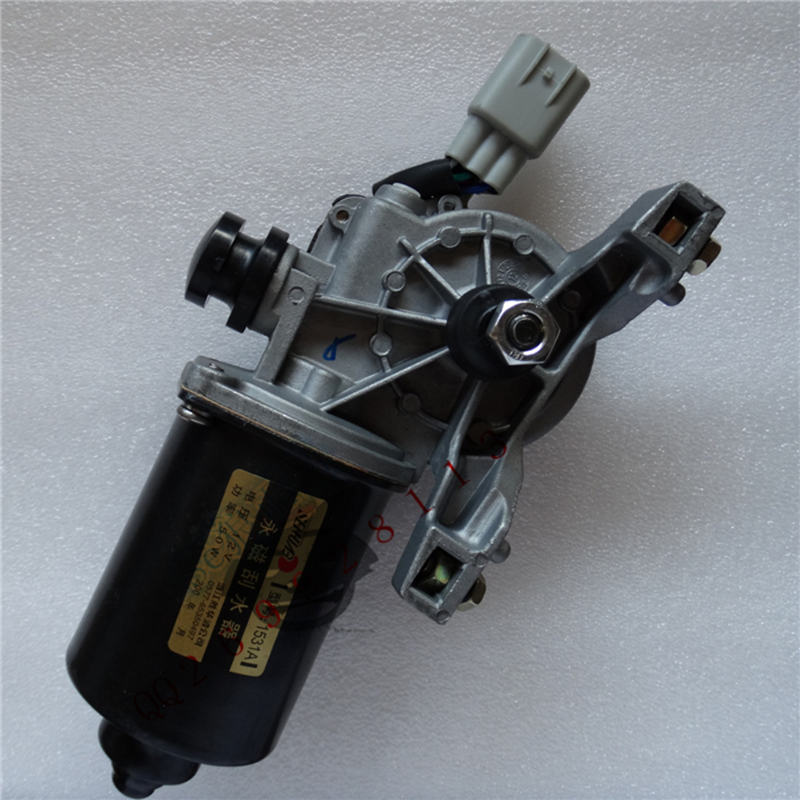 Geely LC Cross,GC2-RV,GX2,Emgrand Xpandino, LC,Panda,Emgrand Pandino,GC2,Car front windshield wiper motor geely lc cross gc2 rv gx2 emgrand xpandino lc panda emgrand pandino gc2 car front wiper motor and connecting rod assembly