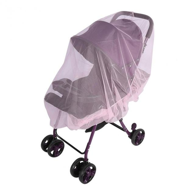 Infant Baby  Net Stroller Insect Net Pushchair Buggy Safe Protection Mesh Cover Mosquito Tent Baby Sleeping Tent 150cm