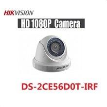 Лучшая английская версия 4 в 1 Switchable DS-2CE56D0T-IRF HD1080P видеонаблюдения Камера ИК 20 м 2MP Ночное видение Indoor Камера