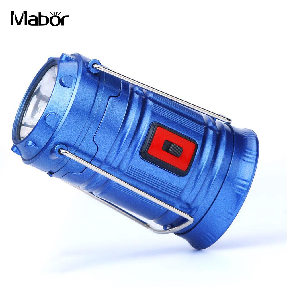 Sports Lamp Rechargeable COB LED Flashlight Camping Lantern Outdoor Emergency Light Portable Super Bright Lamp Sport