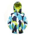 Warm Children Outerwear Coat Sporty Kids Clothes Waterproof Windproof Boys Girls Jackets For 5-14T