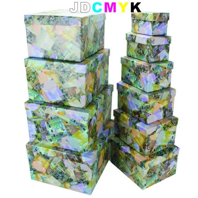 57147ecd5 Popular 10 unids/set caja de regalo, venta caliente caja de embalaje,  europeos