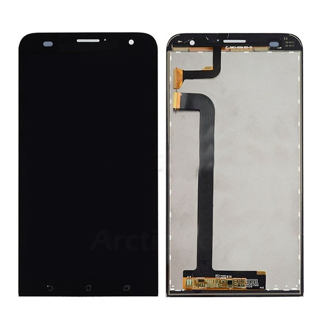 100% No Dead Pixel For Asus Zenfone 2 Laser ZE550KL Z00LD 5.5 inch LCD Display with Touch Screen Digitizer Assembly