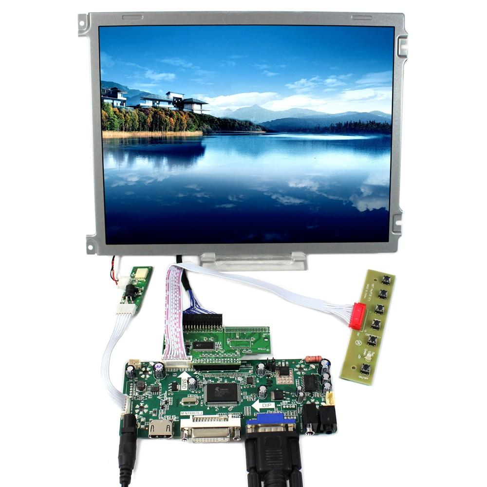 HDMI DVI VGA Audio lcd controller board M.NT68676, 10.4inch AA104VH01 640x480 lcd panelHDMI DVI VGA Audio lcd controller board M.NT68676, 10.4inch AA104VH01 640x480 lcd panel