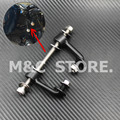 "Motocicleta Billet 2 "" Kit para Harley Sportster Nightster elevador de gás de ferro 48 72 XL883 XL1200 modelo"