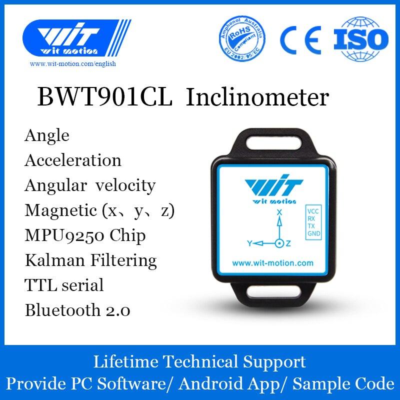 🛒 Bluetooth 2 0 AHRS Sensor BWT901CL 3 Axis Angle
