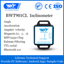 Bluetooth Inclinometer Digitale Kompas, BWT901CL AHRS Accelerometer + Gyro + Hoek + Magnetometer (XYZ, 200 HZ, MPU9250) voor PC/Android/MCU(China)