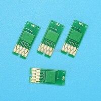 5Sets T678XL T6781 T6784 ARC Chip für Epson WorkForce Pro WP4011 WP4531 WP4091 WP4511 WP4521 WP4022 WP4092|Patrone Chip|   -