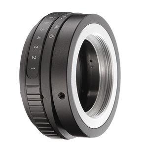 Image 5 - הטיה מתאם טבעת אינסוף פוקוס עבור M42 הר עדשה כדי Fujifilm X FX X Pro2 X Pro1 XT20 XT10 XA2 XE2 מצלמות