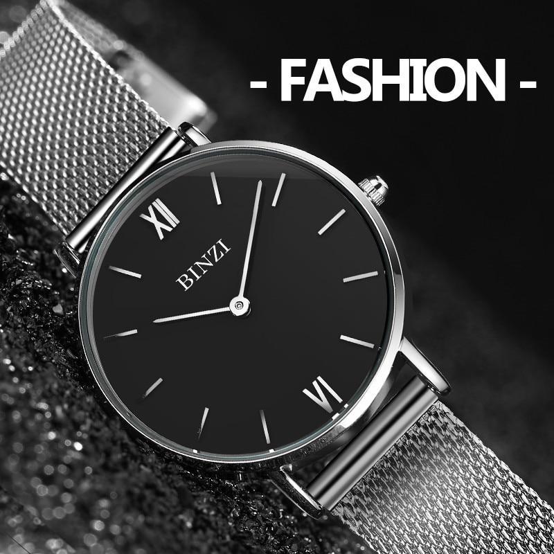 Карнавал ультра тонкие 6 мм миланские кварцевые женские часы TopBrand Роскошные сапфировые кристаллы минималистичный дизайн модные relogio feminino - 6