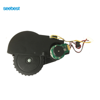 Seebest Robot Vacuum Cleaner Spare Parts Left Wheel For D730 D720