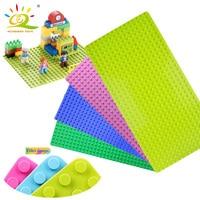 4 Colors Big Blocks Base Plate 32 16 Dots 51 25 5 Cm DIY Baseplate Building