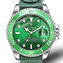 TEVISE Mechanical Watch Men Automatic St