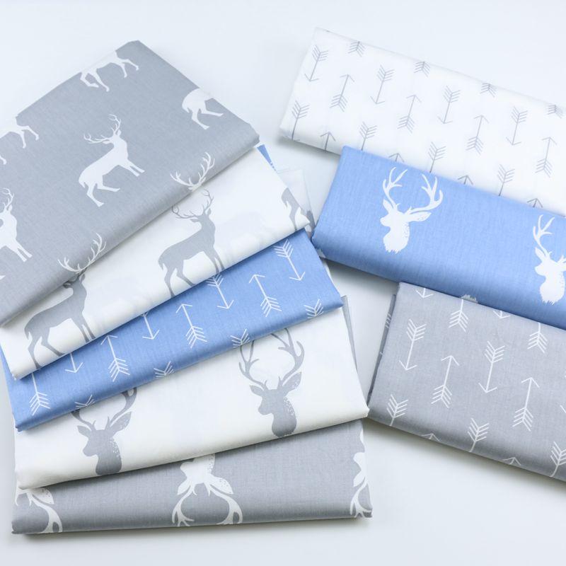 Christmas FQ Fat Quarter Tissu Bleu Minions 100/% coton quilting
