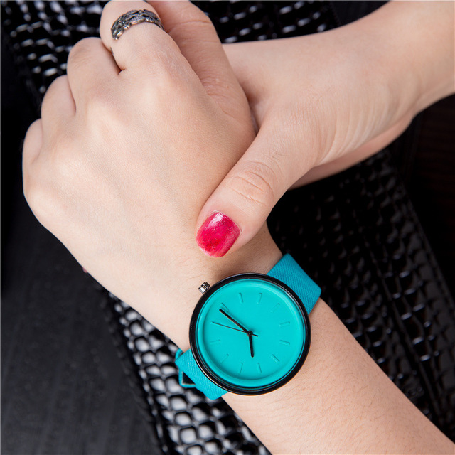 BGG Brand Luxury Women's Watches Fashion female Casual wristwatch ladies Leather