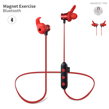 Sports Bluetooth Earphones Wireless Headphones Stereo Bluetooth 4.2 Headset Support TF Card MP3 with Mic for Phone Kulaklik