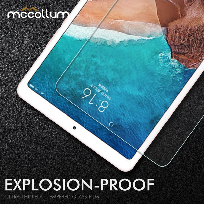 9H Tempered Glass Screen Protector For Xiaomi Mi Pad Mipad 4 Mipad4 Plus 8.0 Inch 10.1 2018 Tablet Protective Film Glass Guard