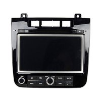 Navirider CAR DVD Android 8.0.0 8 core touch screen car stereo for VW TOUAREG 11 14 head unit radio bluetooth gps 3G multimedia