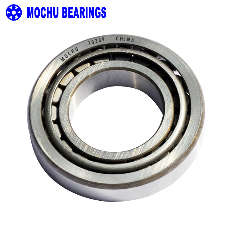 1pcs Bearing 30209 45x85x20.75 30209-A 30209J2/Q 7209E Cone + Cup High Quality Single Row Tapered Roller Bearings
