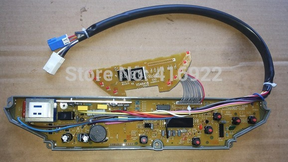 Free shipping 100% tested for sanyo washing machine board  xqb50-578a xqb50-576 motherboard circuit board line on sale bruno sohnle часы bruno sohnle 17 13043 741 коллекция milano