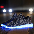 2017 Colorful female Luminous LED Light Up Shoes Femme Laser Online or Flashlight Chaussure Trainers for Adults Shoes Man
