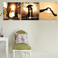 With frame Cuadros Decoracion Modular Picture Painting By Numbers Modern Home Decor For Living Room Hand Unique Gifts MK104