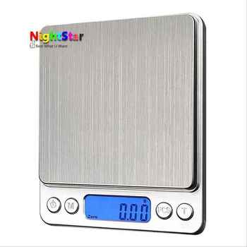 3000g x 0.1g Digital Gram Scale Pocket Electronic Jewelry Weight Scale toys for 2 month old