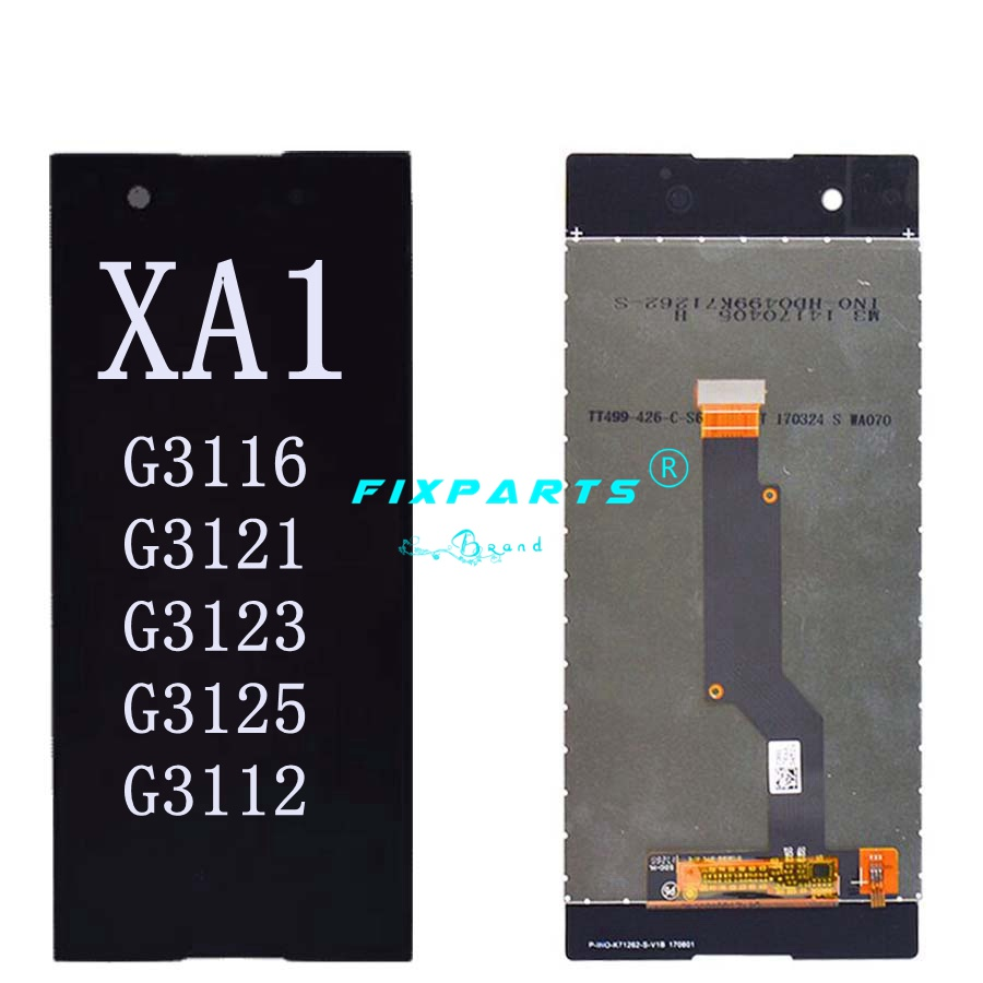 Sony Xperia XA1 XA1Plus XA1 Ultra LCD Display Touch Screen