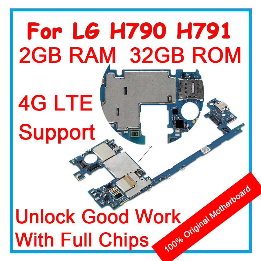 hight resolution of 100 unlocked original motherboard for lg lg nexus 5x h790 h791 4g support mainboard for