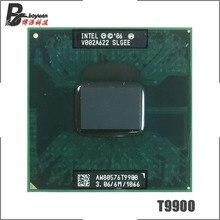إنتل كور 2 Duo T9900 SLGEE 3.0 GHz ثنائي النواة ثنائي الموضوع معالج وحدة المعالجة المركزية 6 متر 35 واط المقبس P
