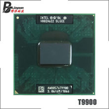 Intel Core 2 Duo T9900 SLGEE 3.0 GHz double-coeur double-fil processeur d'unité centrale 6 M 35 W Socket P(China)